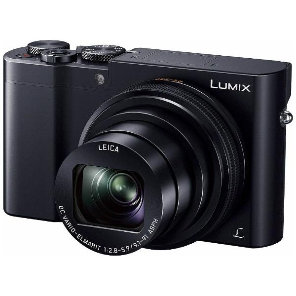 コンパクトデジタルカメラ LUMIX(ルミックス) DMC-TX1(ブラック)