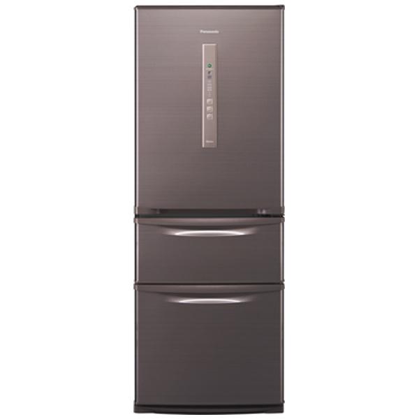 3ドア冷蔵庫 (315L) NR-C32EM-T シルキーブラウン