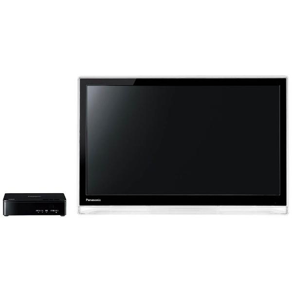 19V型 地上・BS・110度CS対応 ポータブルテレビ プライベートビエラ UN-19F6-K ブラック (チューナーセパレート)