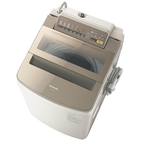 全自動洗濯機 (洗濯10.0kg) NA-FA100H3-T ブラウン