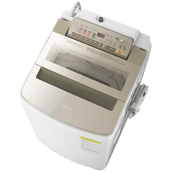 洗濯乾燥機 (洗濯9.0kg/乾燥4.5kg) NA-FW90S3-N シャンパン 【洗濯槽自動お掃除・ヒーター乾燥機能付】