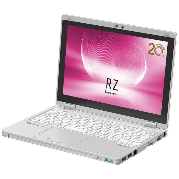 10.1型ノートPC Let's note RZシリーズ[Office付き・Win10 Home・Core m3・SSD 128GB・メモリ 8GB](シルバー)CF-RZ5VDFPR (2016年6月モデル)