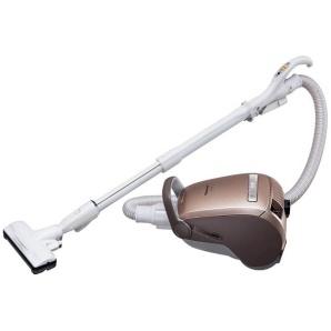 【自走式ブラシ搭載】 紙パック式掃除機 MC-PA36G-N クラシックゴールド【日本製】