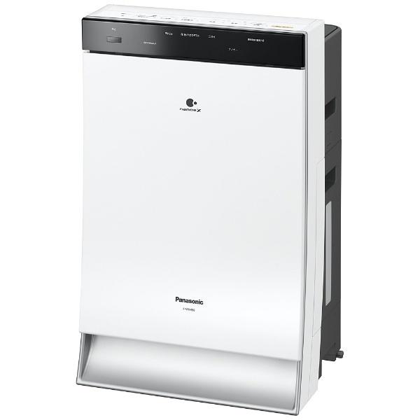 加湿空気清浄機 (空気清浄:~40畳/加湿:~24畳) F-VXM90-W ホワイト [ナノイー搭載・PM2.5対応]
