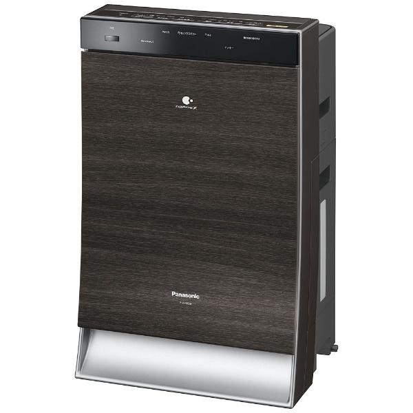 加湿空気清浄機 (空気清浄:~40畳/加湿:~24畳) F-VXM90-TM 木目調 [ナノイー搭載・PM2.5対応]