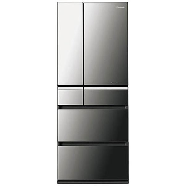 6ドア冷蔵庫 (470L) NR-F472XPV-X オニキスミラー 「XPVタイプ」