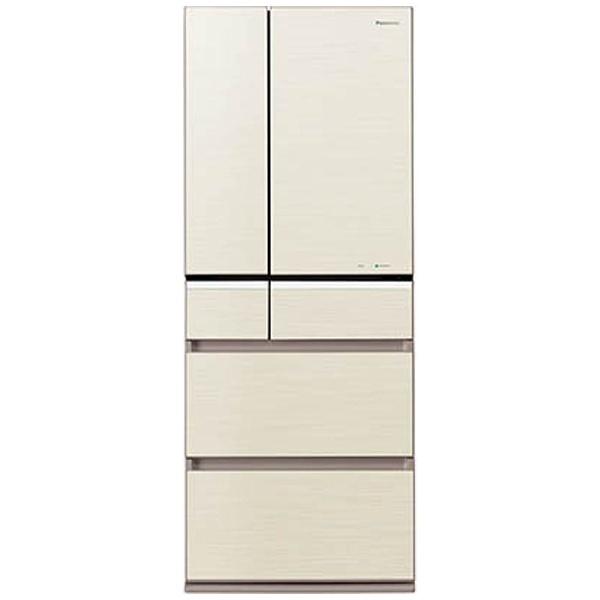 6ドア冷蔵庫 (470L) NR-F472PV-N シャンパンゴールド 「PVタイプ」
