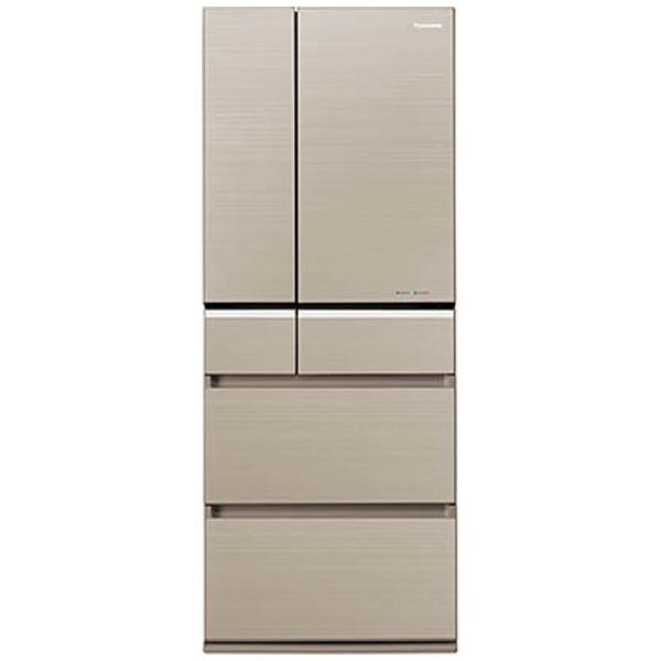 6ドア冷蔵庫 (470L) NR-F472XPV-N マチュアゴールド 「XPVタイプ」