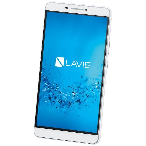 Androidタブレット[約7型ワイド・ストレージ 16GB] LAVIE Tab E TE507/FAW PC-TE507FAW (2016年11月モデル・ホワイト)