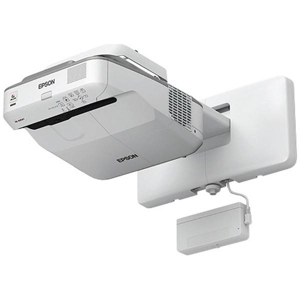 ビジネスプロジェクター 超短焦点壁掛け対応モデル EB-695WT