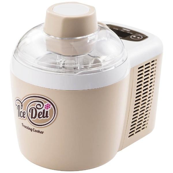 アイスメーカー 「アイスデリプラス」 JL-ICM720A-C ベージュ