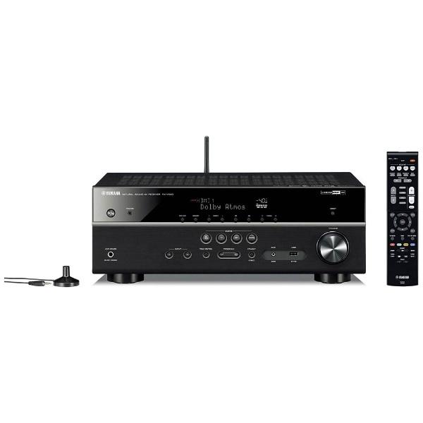 【ハイレゾ音源対応】AVアンプ RX-V583B【Dolby Atmos対応】
