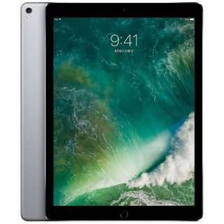 iPad Pro 12.9インチ Retinaディスプレイ Wi-Fiモデル MPKY2J/A (512GB・スペースグレイ)