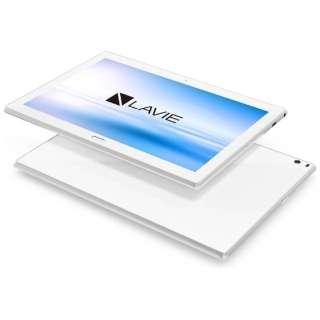 Android 7.1タブレット[10.1型・APQ8053・ストレージ 16GB・メモリ 3GB] LAVIE Tab E TE510/HAW ホワイト PC-TE510HAW (2017年8月モデル)
