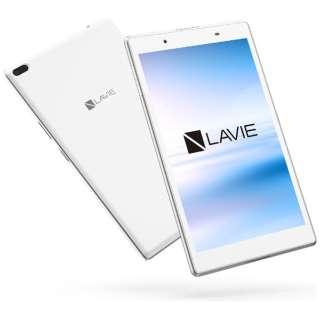 Android 7.1タブレット[8型・APQ8017・ストレージ 16GB・メモリ 2GB] LAVIE Tab E TE508/HAW ホワイト PC-TE508HAW (2017年8月モデル)