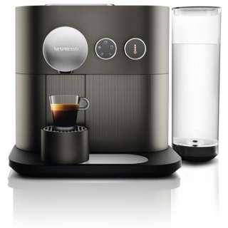 専用カプセル式コーヒーメーカー 「エキスパート」 D80GR グレー