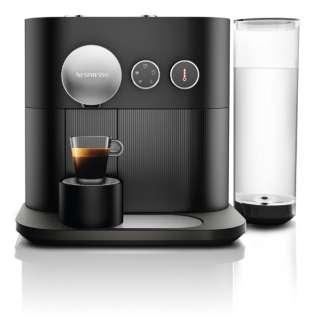 専用カプセル式コーヒーメーカー 「エキスパート」 C80BK ブラック