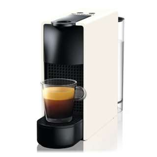 専用カプセル式コーヒーメーカー 「エッセンサ・ミニ」 C30WH ピュアホワイト