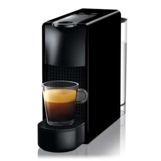 専用カプセル式コーヒーメーカー 「エッセンサ・ミニ」 C30BK ピアノブラック