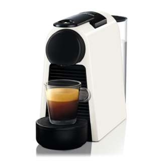 専用カプセル式コーヒーメーカー 「エッセンサ・ミニ」 D30WH ピュアホワイト