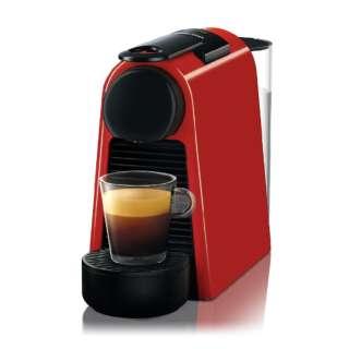 専用カプセル式コーヒーメーカー 「エッセンサ・ミニ」 D30RE ルビーレッド
