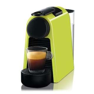 専用カプセル式コーヒーメーカー 「エッセンサ・ミニ」 D30GN ライムグリーン