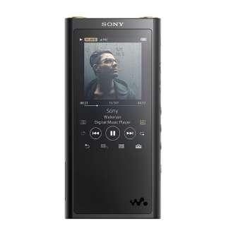 【ハイレゾ音源対応】デジタルオーディオプレーヤー ウォークマン WALKMAN ZXシリーズ 2017年モデル(ブラック/64GB) NW-ZX300 BM[イヤホンは付属していません]