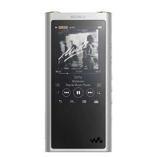 【ハイレゾ音源対応】デジタルオーディオプレーヤー ウォークマン WALKMAN ZXシリーズ 2017年モデル(シルバー/64GB) NW-ZX300 SM[イヤホンは付属していません]