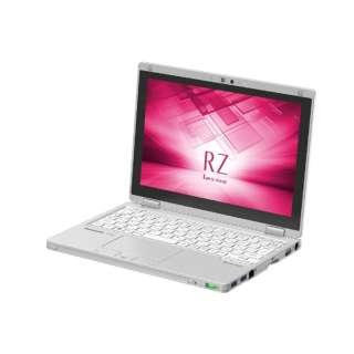 10.1型タッチ対応ノートPC[Office付き・Win10 Pro・Core m3・SSD 128GB・メモリ 8GB] レッツノート RZ シルバー CF-RZ6NDFQR (2017年秋冬モデル)
