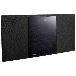 【ワイドFM対応】Bluetooth対応 ミニコンポ(ブラック) SC-HC400-K