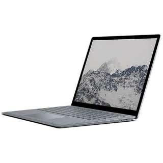13.5型タッチ対応ノートPC[Office付き・Win10 S・Intel Core i7・SSD 512GB・メモリ 16GB]Surface Laptop プラチナ DAL-00018
