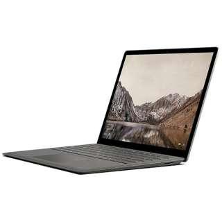 13.5型タッチ対応ノートPC[Office付き・Win10 S・Intel Core i7・SSD 256GB・メモリ 8GB]Surface Laptop グラファイトゴールド DAJ-00038