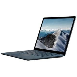 13.5型タッチ対応ノートPC[Office付き・Win10 S・Intel Core i7・SSD 256GB・メモリ 8GB]Surface Laptop コバルトブルー DAJ-00078