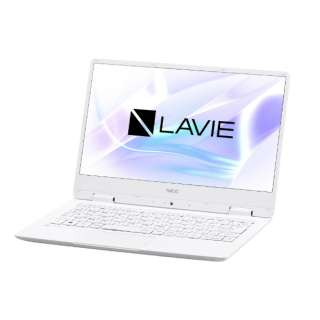 LAVIE Note Mobile 12.5型ノートPC[Office付き・Win10 Home・Core m3・SSD 128GB・メモリ 4GB]2018年春モデル PC-NM350KAW パールホワイト