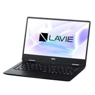 LAVIE Note Mobile 12.5型ノートPC[Office付き・Win10 Home・Celeron・SSD 128GB・メモリ 4GB]2018年春モデル PC-NM150KAB パールブラック