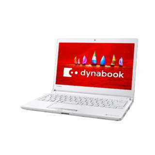 dynabook RX73/FWP 13.3型ノートPC[Office付き・Win10 Home・Core i5・SSD 256GB・メモリ 4GB]2018年春モデル PRX73FWPBEA プラチナホワイト