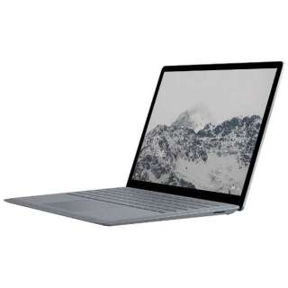 Surface Laptop 13.5型タッチ対応ノートPC[Office付き・Windows 10 S・Core i5・SSD 256GB・メモリ 8GB] DAG-00106 プラチナ