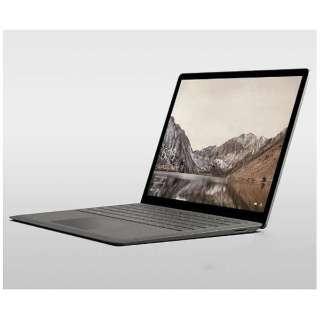 Surface Laptop 13.5型タッチ対応ノートPC[Office付き・Windows 10 S・Core i5・SSD 256GB・メモリ 8GB] DAG-00107 グラファイトゴールド