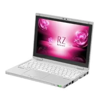 レッツノート RZ 10.1型タッチ対応ノートPC[Office付き・Win10 Pro・Core m3・SSD 128GB・メモリ 8GB]2018年春モデル