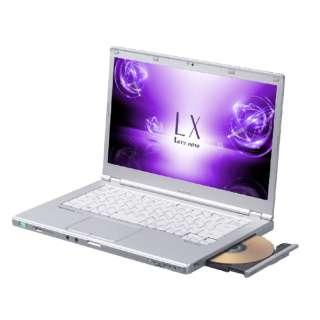 レッツノート LX 14型ノートPC[Office付き・Win10 Pro・Core i5・HDD 1TB・メモリ 8GB]2018年春モデル CF-LX6LDAQR シルバー