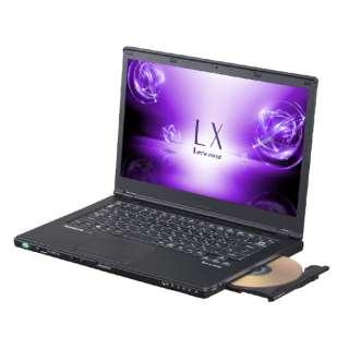 レッツノート LX 14型ノートPC[Office付き・Win10 Pro・Core i5・SSD 256GB・メモリ 8GB]2018年春モデル CF-LX6LDGQR ブラック