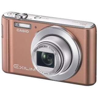 コンパクトデジタルカメラ EXILIM(エクシリム) EX-ZS260(ブラウン)