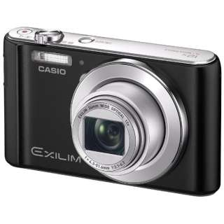 コンパクトデジタルカメラ EXILIM(エクシリム) EX-ZS260(ブラック)