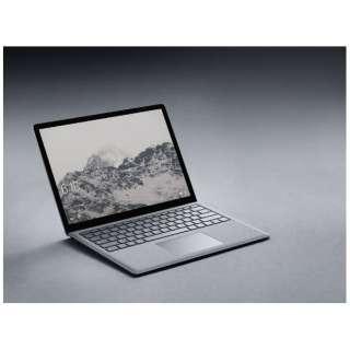 Surface Laptop 13.5型タッチ対応ノートPC[Office付き・Win10 S・Core m3・SSD 128GB・メモリ 4GB] DAP-00024 プラチナ