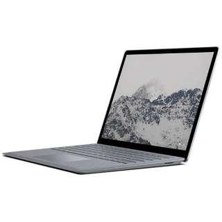Surface Laptop 13.5型タッチ対応ノートPC[Office付き・Win10 S・Core i7・SSD 256GB・メモリ 8GB] DAJ-00084 プラチナ