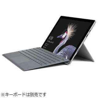 キーボード別売「Surface Pro(Core i5/128GB/8GB/ペン非同梱モデル)」 Windowsタブレット[Office付き・12.3型] KJR-00014 シルバー