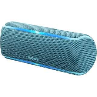 ワイヤレスポータブルスピーカー SRS-XB21LC [Bluetooth対応]