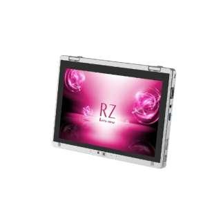 レッツノート RZ 10.1型タッチ対応ノートPC [Office付き・Win10 Pro・Core m3・SSD 128GB・メモリ 8GB]2018年夏モデル CF-RZ61DFQR シルバー