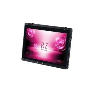 レッツノート RZ【LTE対応 SIMフリー】10.1型タッチ対応ノートPC [Office付き・Win10 Pro・Core i5・SSD 256GB・メモリ 8GB]2018年夏モデル CF-RZ62FMQR ブラック