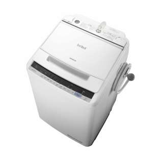 全自動洗濯機 (洗濯8.0kg) BW-V80C ホワイト